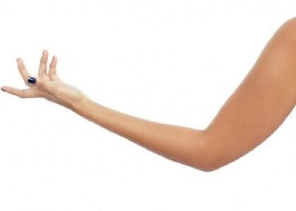 Депиляция рук