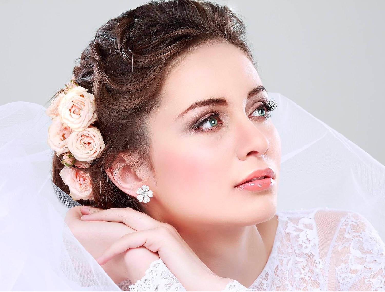 Макияж свадебный