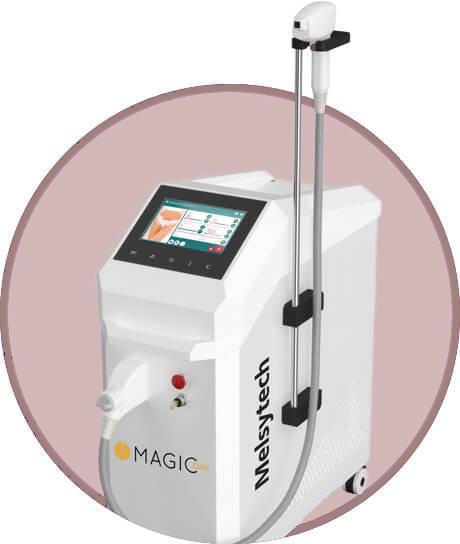 Диодный лазер Magic One